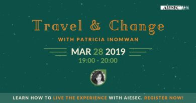 Travel & Change | AIESEC in Bulgaria